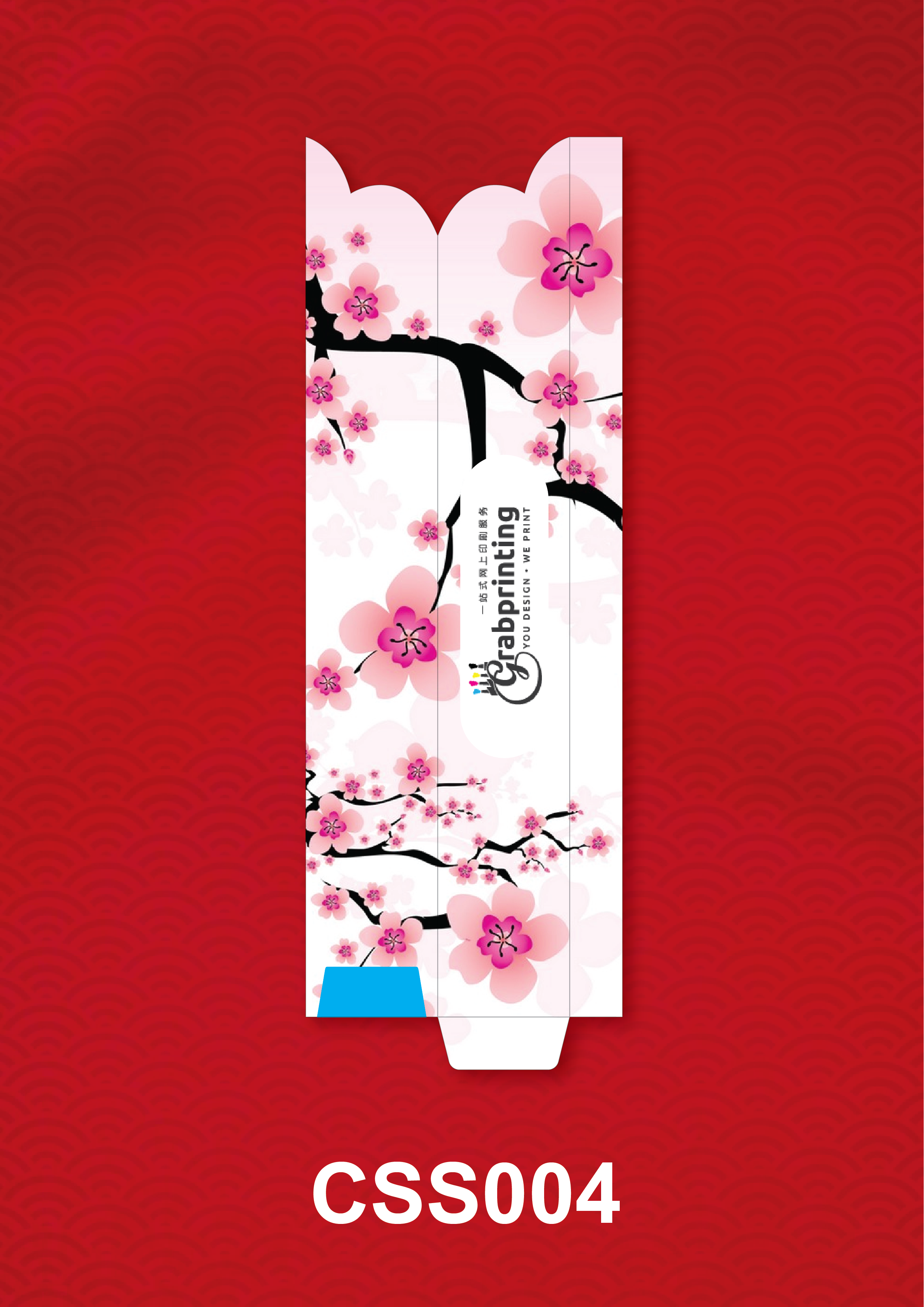 Chopsticks Sleeves css004