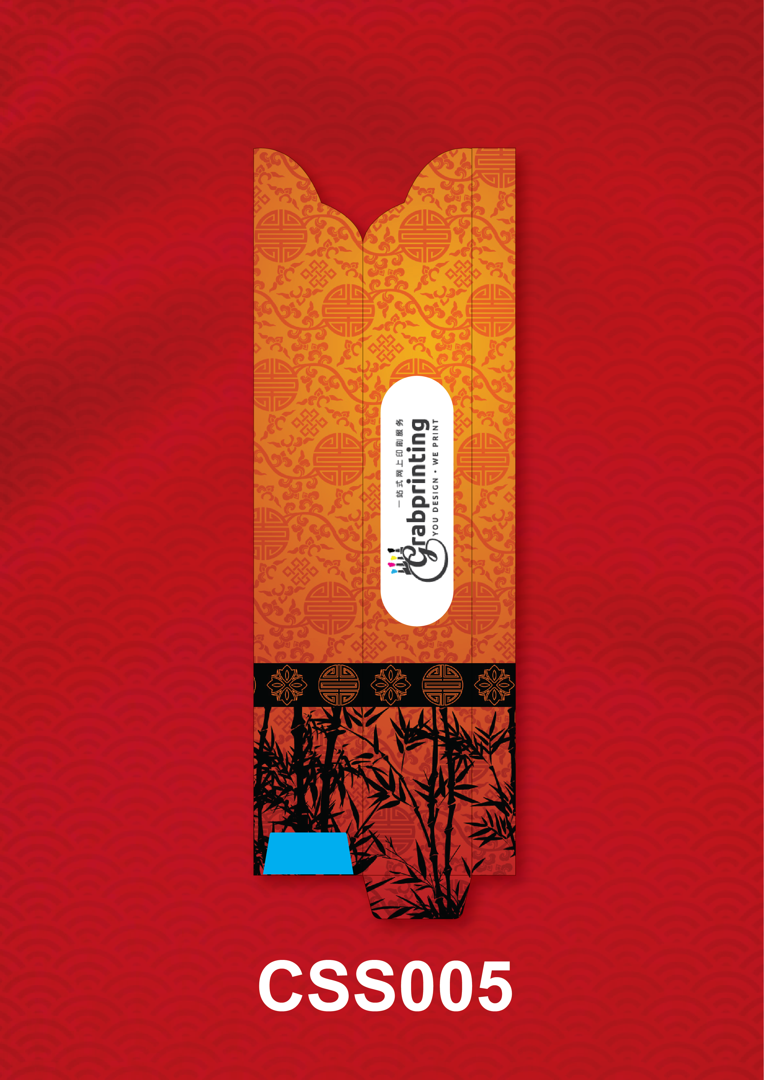 Chopsticks Sleeves css005