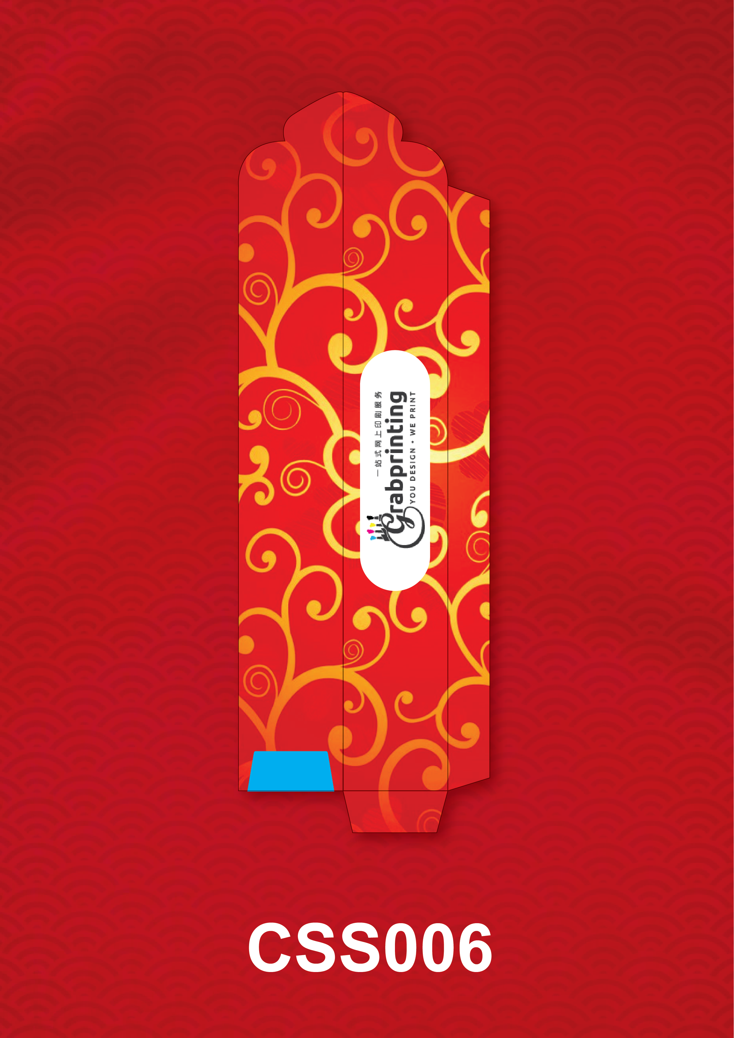 Chopsticks Sleeves css006