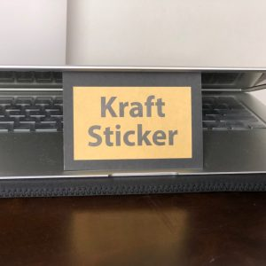 Home Kraft Sticker Printing 300x300