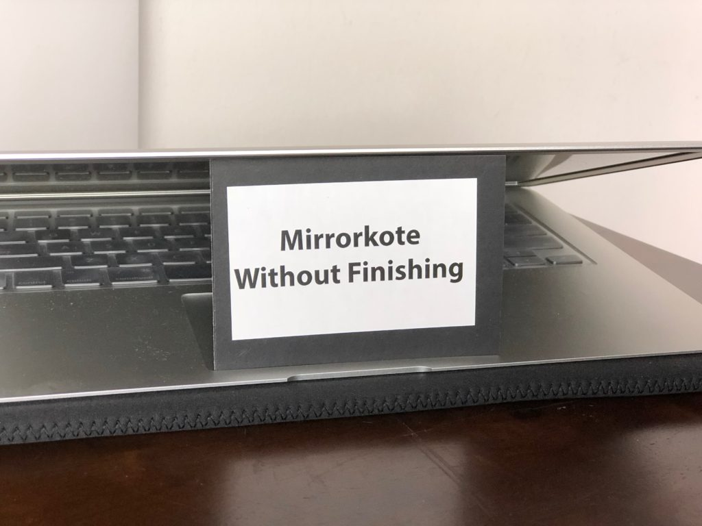 Stickers Sample Kit Mirrorkote Sticker Printing