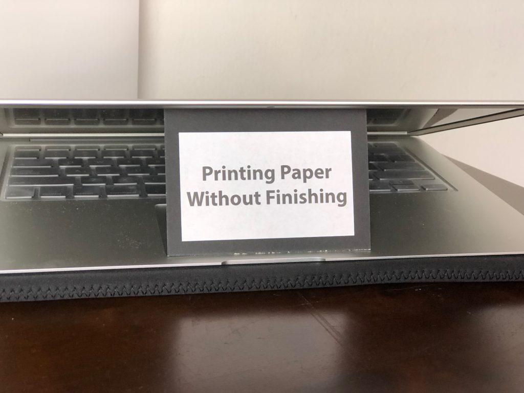 Stickers Sample Kit Printing Paper Sticker Printing