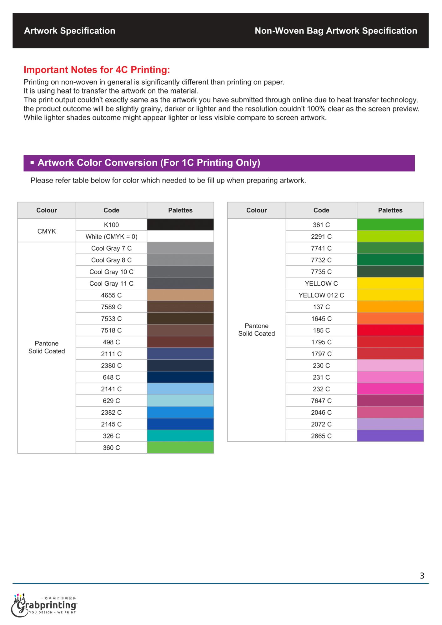 Non Woven Bag Printing Non Woven Bag Printing Artwork Guide 3