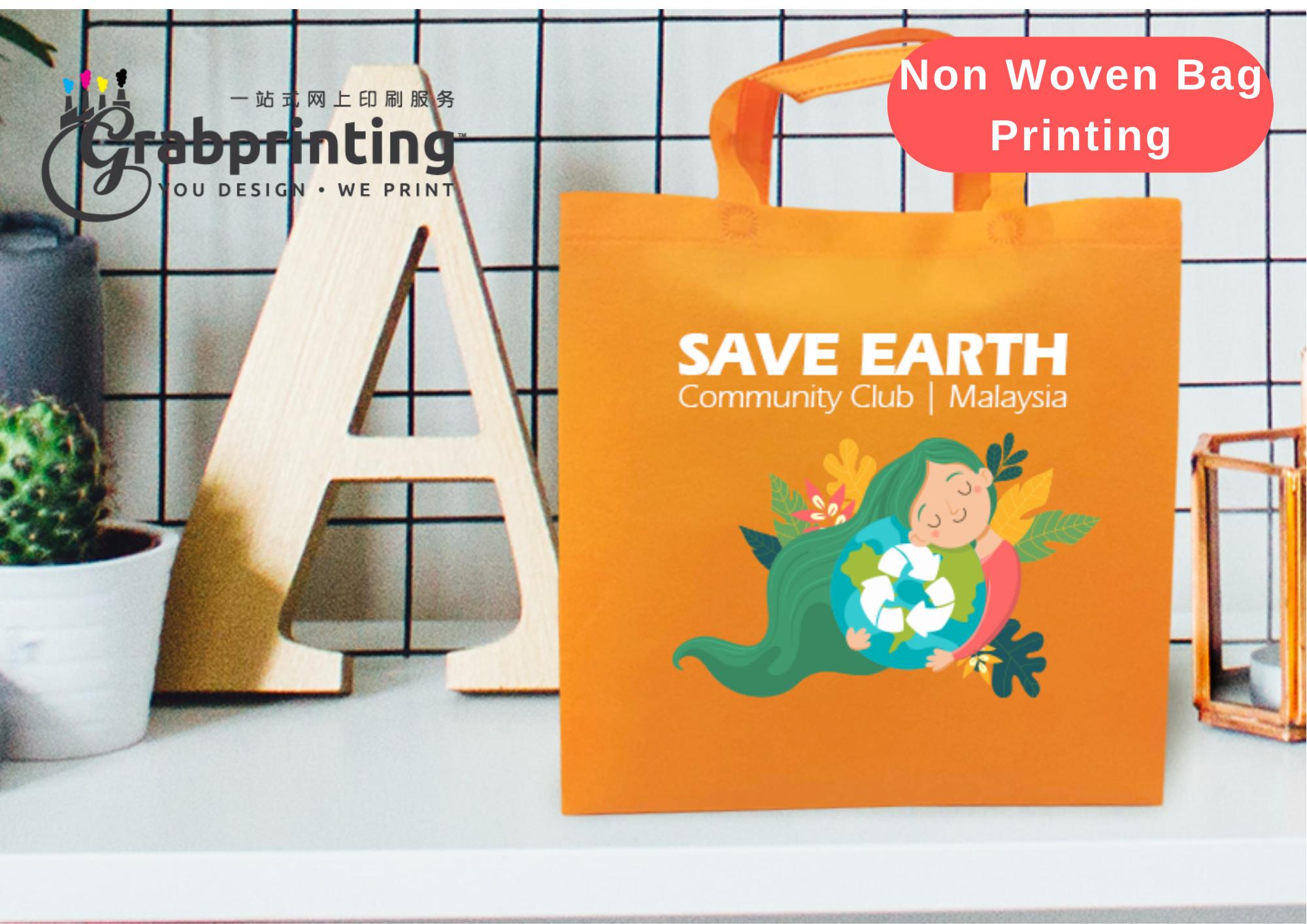 Non Woven Bag Printing Non woven bag printing 3