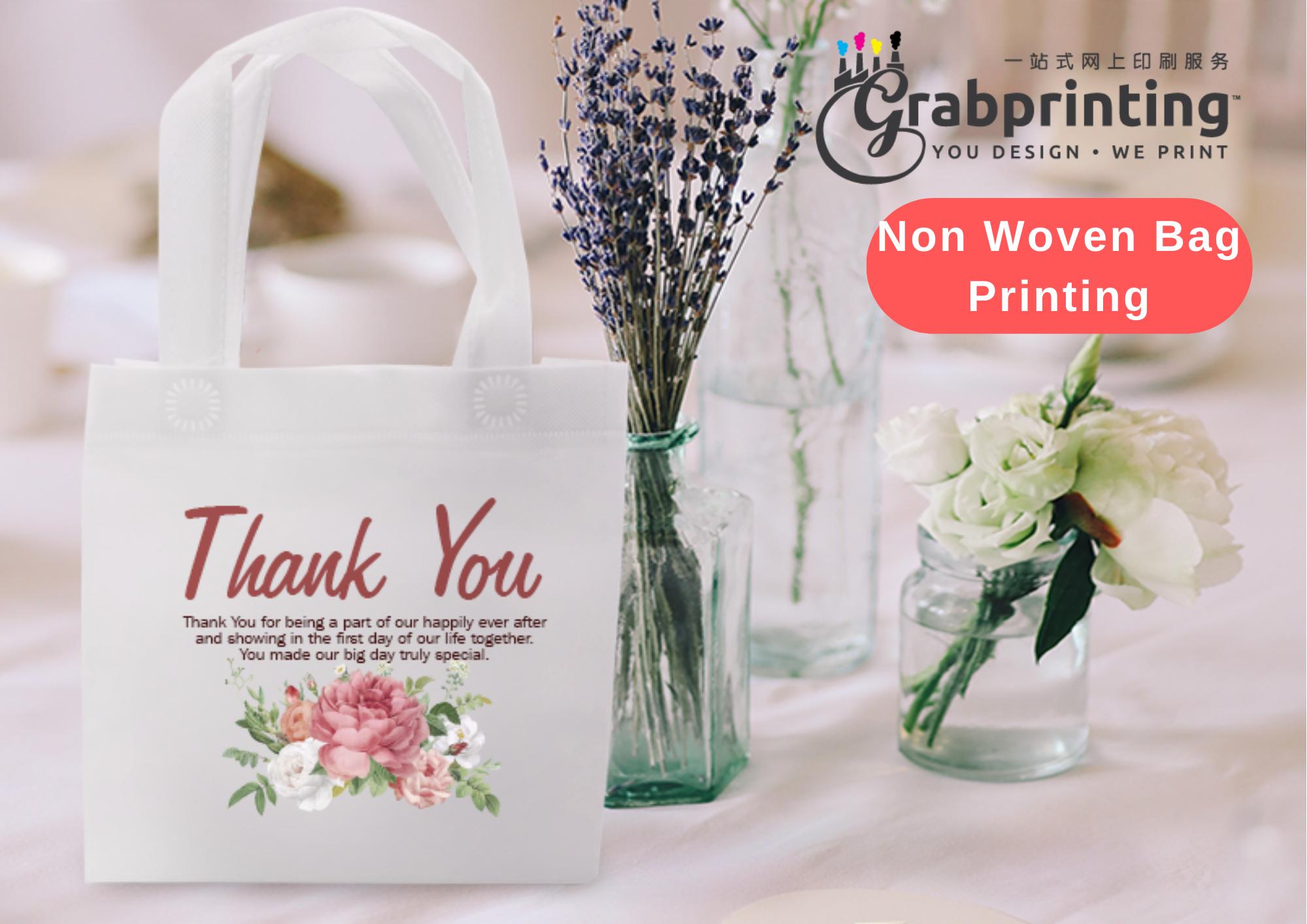 Non Woven Bag Printing Non woven bag printing 4